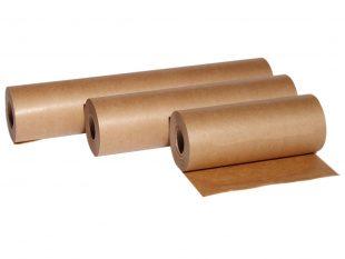 Handrollen Braun spezial 40 gm2, einseitig glatt