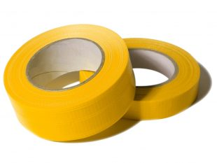 PE-Gewebeklebeband SuperDuct all Weather 44 mm x 50 lfm, ST201, gelb, PE-Träger-