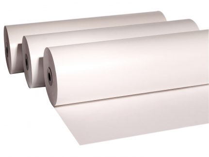 Apparaterollen Polycover weiss 45 gm2