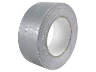 PE-Gewebeklebeband Duct Tape all Weather 48 mm x 50 lfm, grau, PE-Trägerfolie