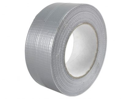 PE-Gewebeklebeband SuperDuct all Weather 3M, 50 mm x 50 lfm, silber,