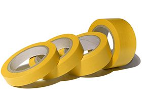 Abdeckband Super Gele Masking Tape Gold